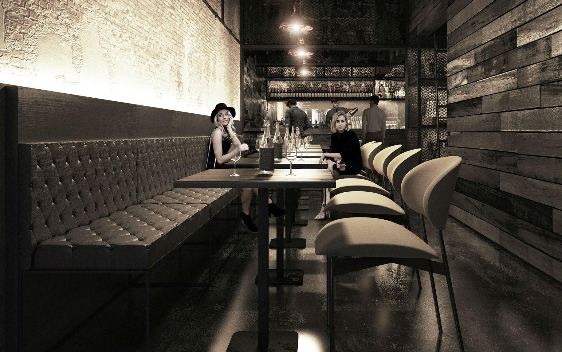 Deleted Souls: un misterioso bar acaba de abrir sus puertas en la Condesa