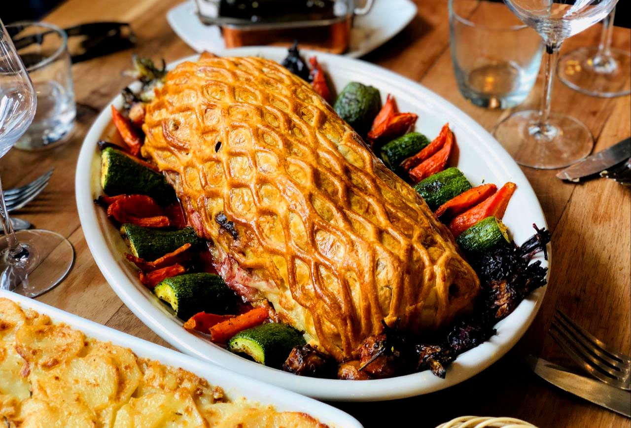 Galiachef creó el menú navideño más reconfortante, delicioso y entrañable de la CDMX
