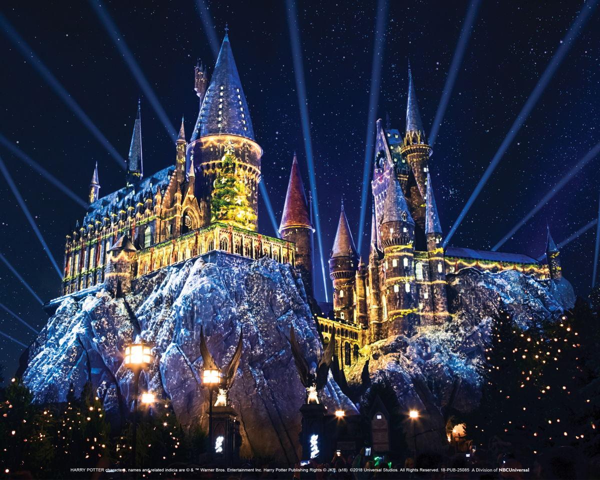 ¿Navidad en Hogwarts? ¿Intercambio de regalos con 'El Grinch'? Ya es una realidad