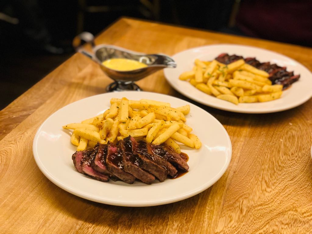 Frenchie: Cena a la francesa en pleno 'Polanquito'