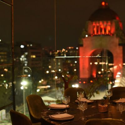 9 restaurantes con la vista más espectacular de la CDMX (en donde además comerás rico)