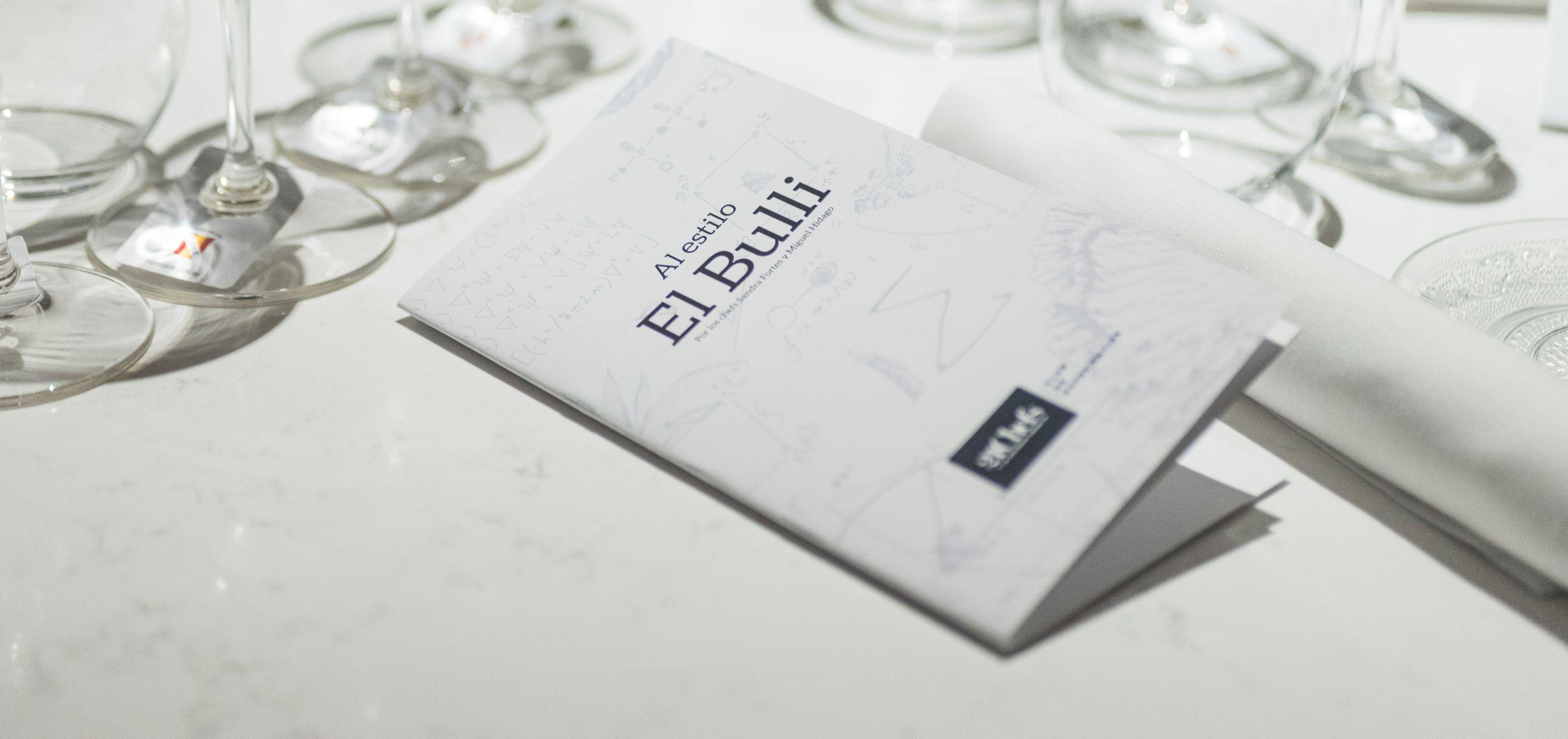 Un viaje en el tiempo: Experiencia Al Estilo elBulli en Noso