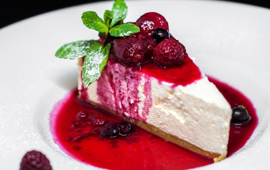 Tenemos la receta del cheesecake cremoso de Paulina Abascal