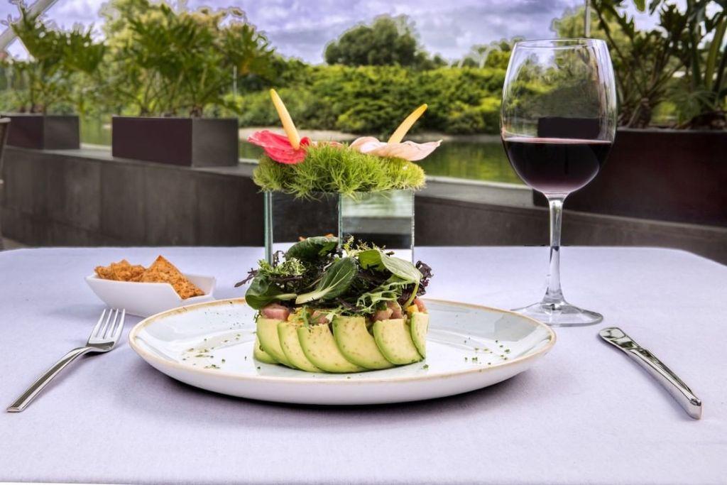 9 restaurantes dentro (o a un lado) de parques en la CDMX para comer rodeado de naturaleza