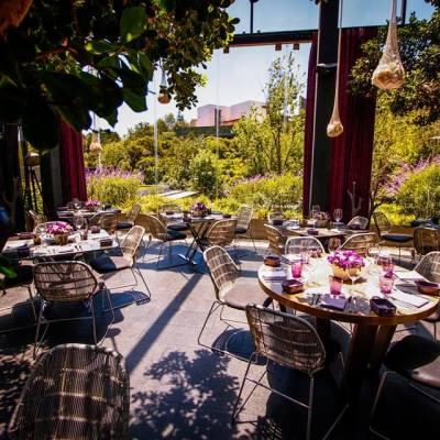 10 espectaculares terrazas para disfrutar de una copa de vino en la CDMX