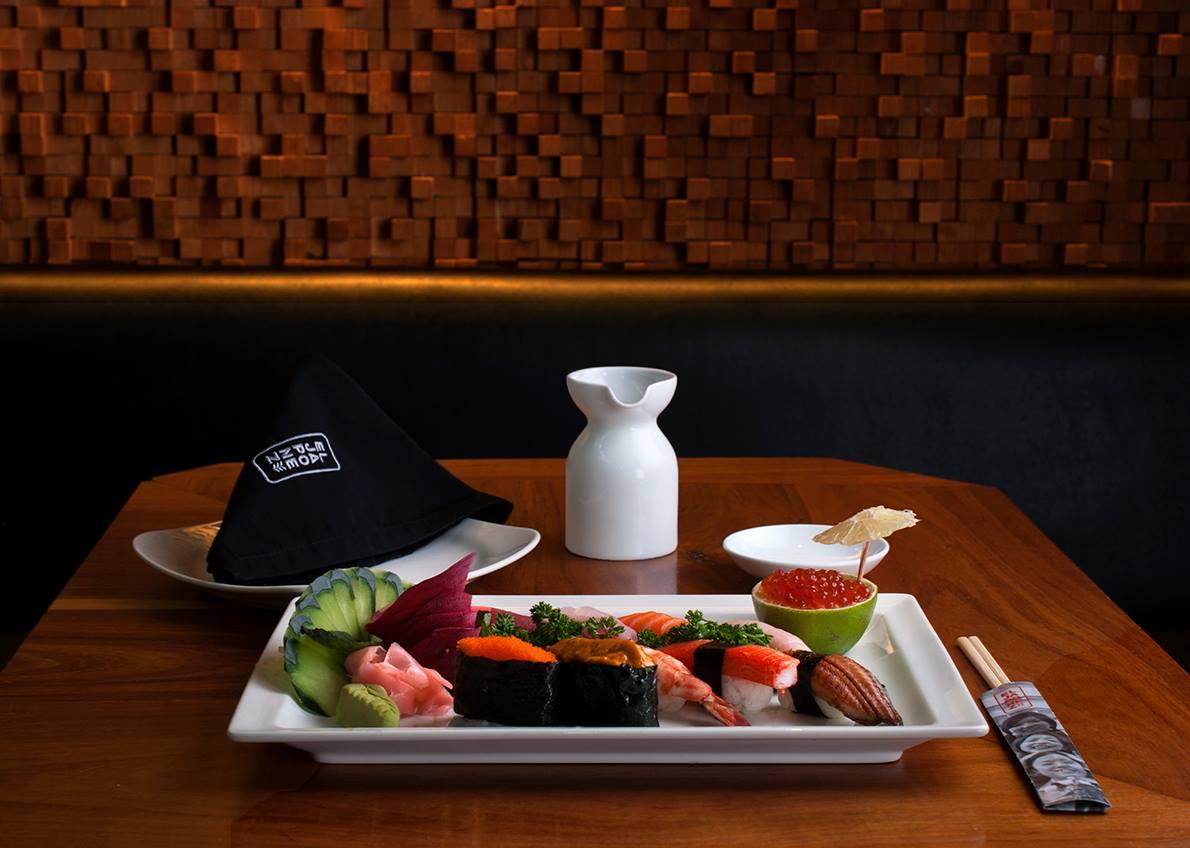 El Japonez en Artz Pedregal: La fusión perfecta entre arte y gastronomía oriental