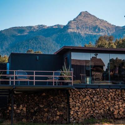 5 hermosas cabañas cerca de la CDMX para un fin de semana romántico