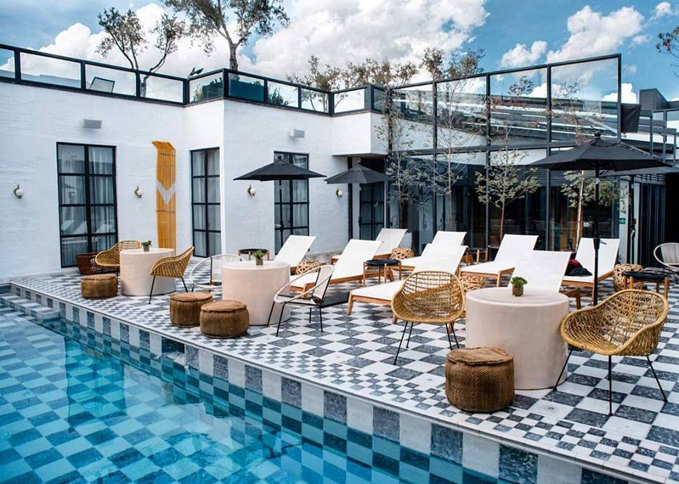 7 hoteles extremadamente 'instagrameables' a 4 horas (o menos) de la CDMX