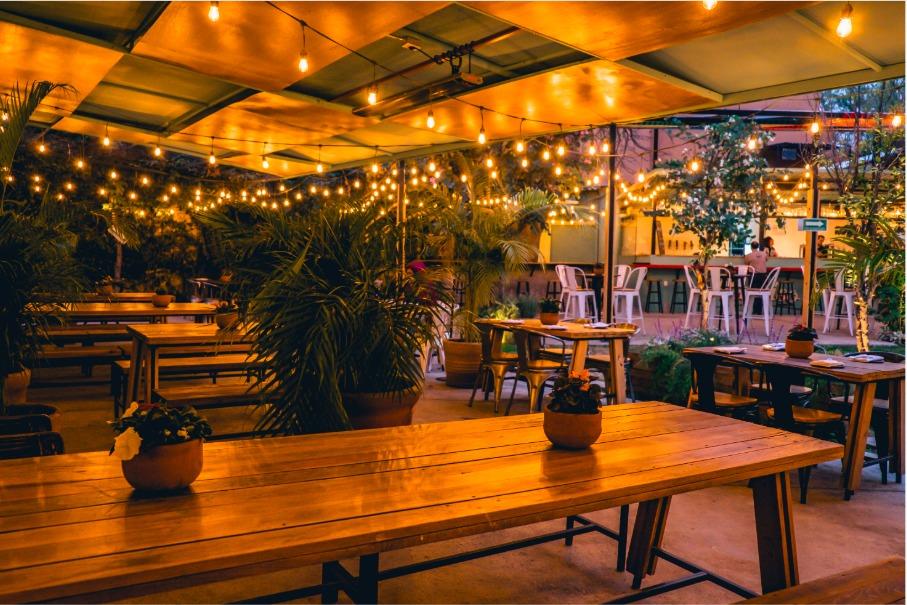 Parrilla Paraíso, el jardín al sur de CDMX donde tendrás una experiencia deliciosa al aire libre
