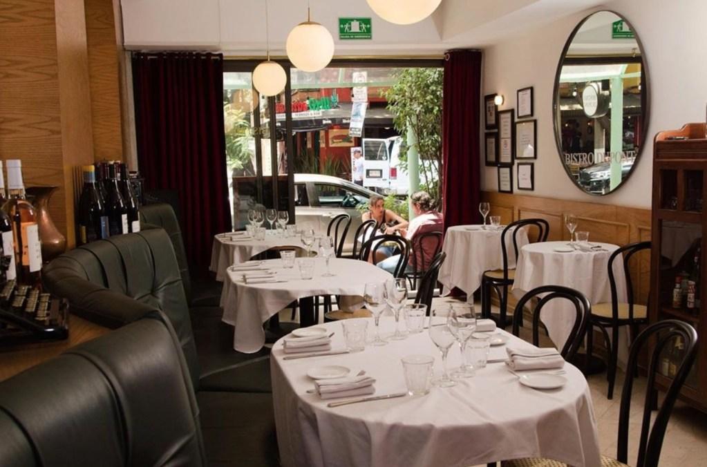 Bistro Dupont, un restaurante francés (con mucho encanto) para desayunar riquísimo en la CDMX