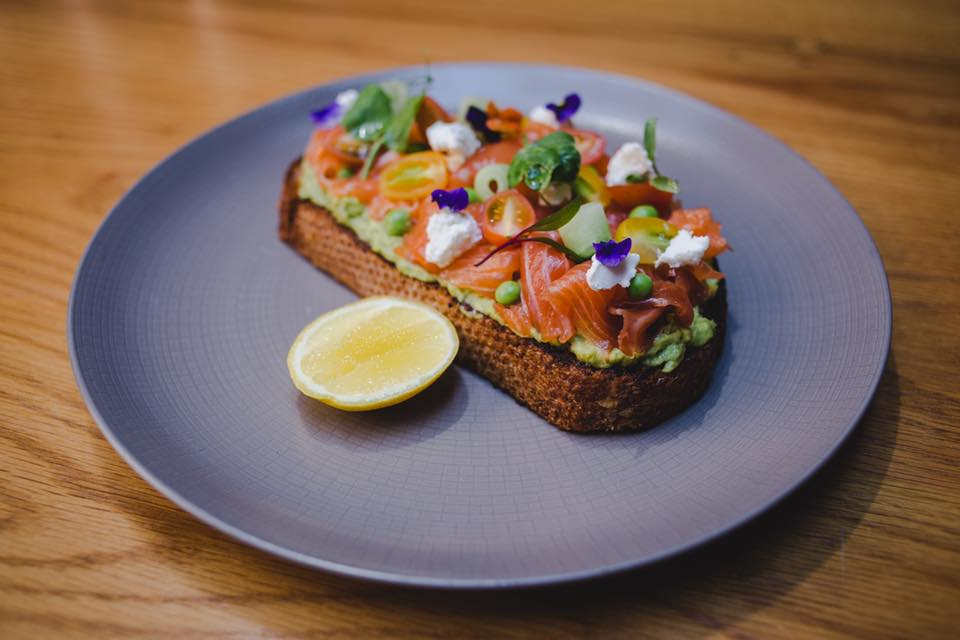 5 spots para saciar tu antojo de avocado toast en la CDMX
