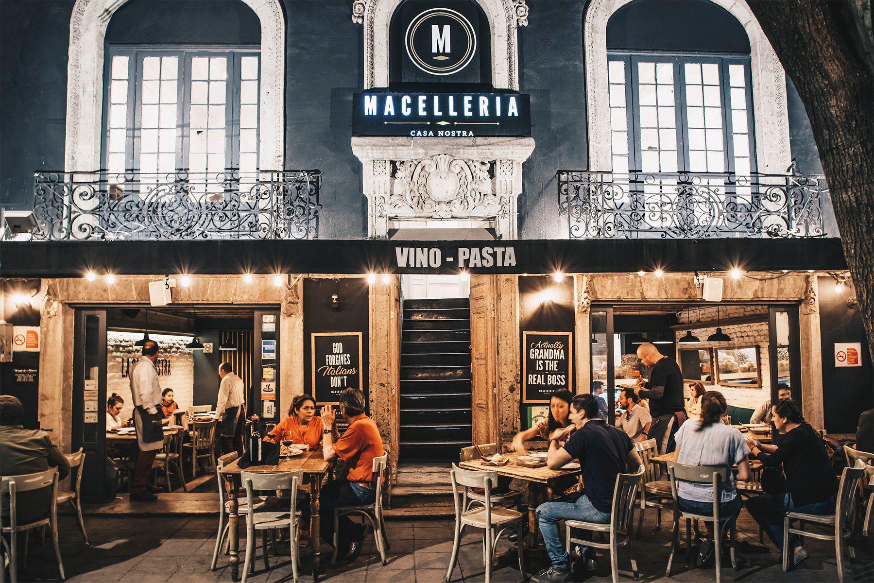 Macelleria: el sabor casero de Italia en la colonia Roma