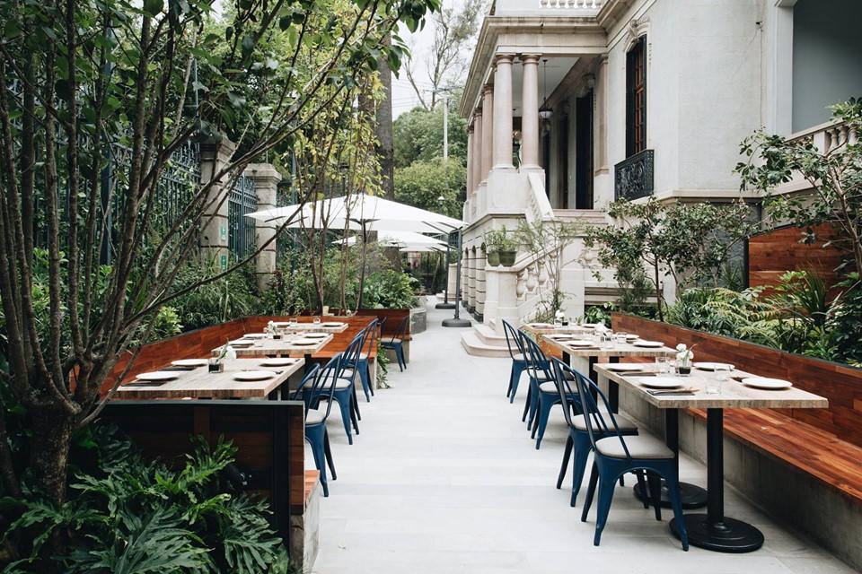 8 cafeterías con hermosas terrazas para leer y desconectarte en plena CDMX