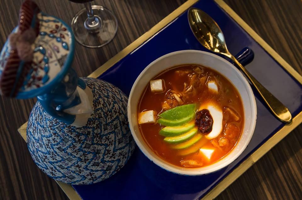 5 'spots' para comer una reconfortante sopa de tortilla (versión gourmet)