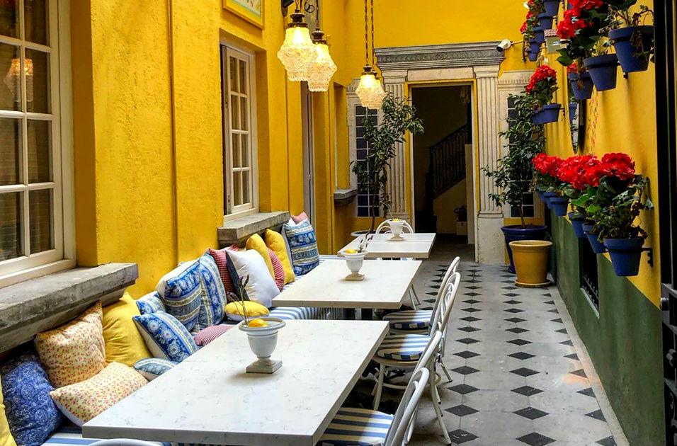 14 'lugarcitos' en la CDMX para cuando quieres desayunar delicioso en un entorno bonito y acogedor