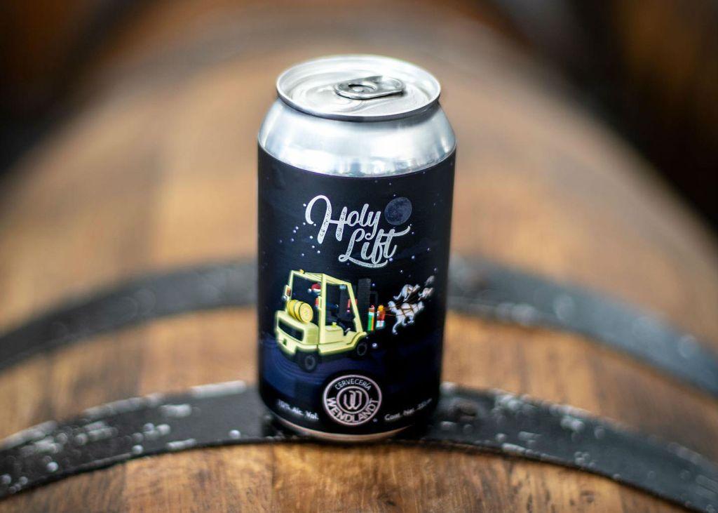Holy Lift: La cerveza artesanal más navideña de la temporada