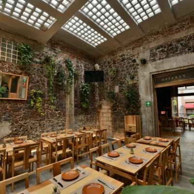 22 restaurantes (extremadamente cool) para reunirte con amigos en la CDMX