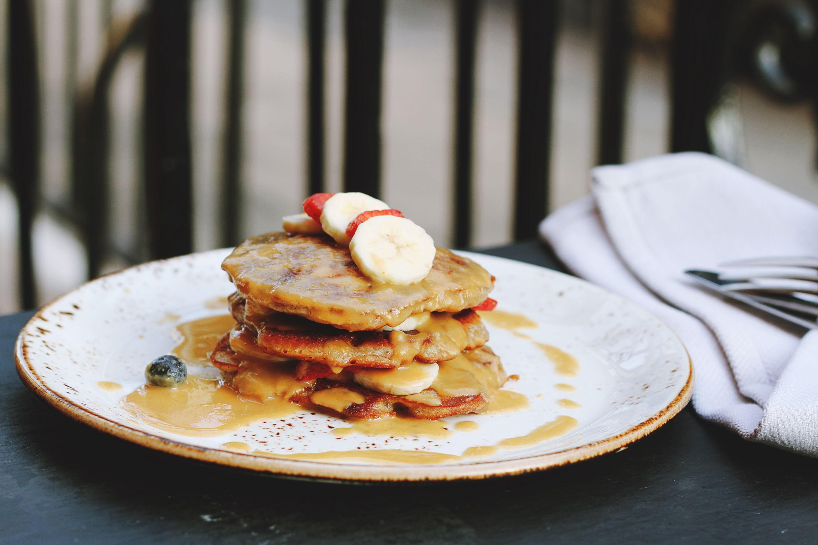 5 restaurantes en los que podrás desayunar 'healthy pancakes' en la CDMX