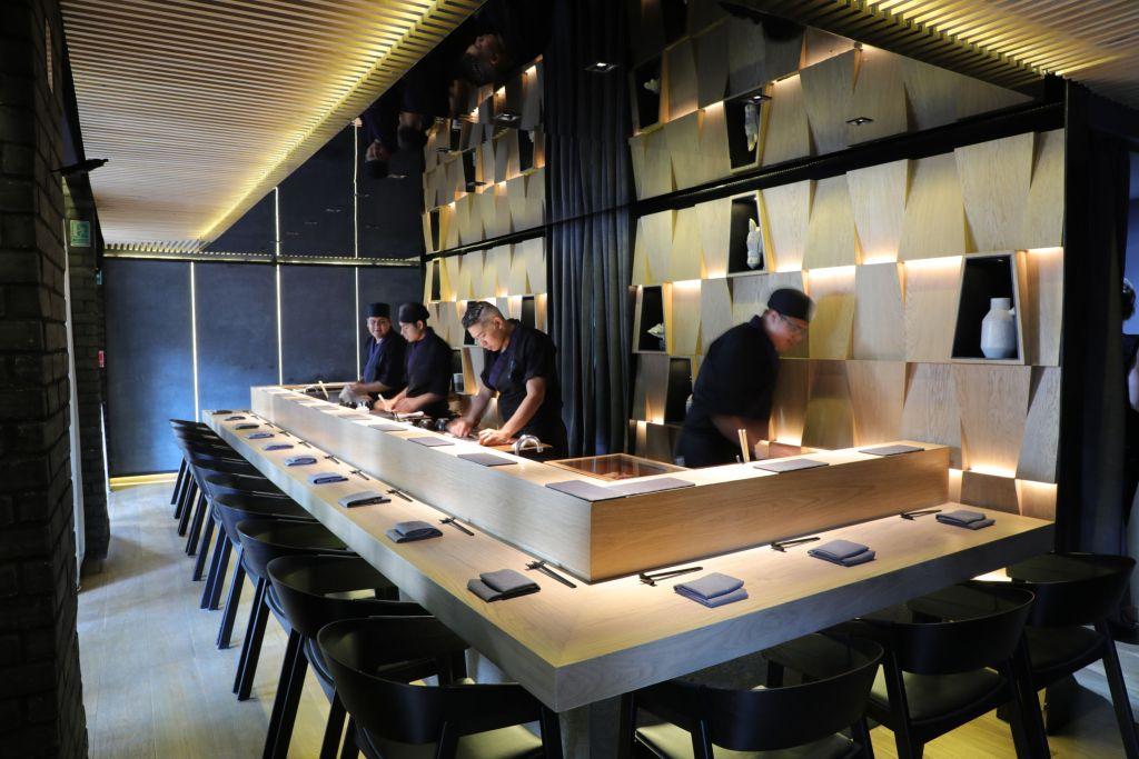 Kai, una nueva experiencia de 'sushi bar' en Polanco