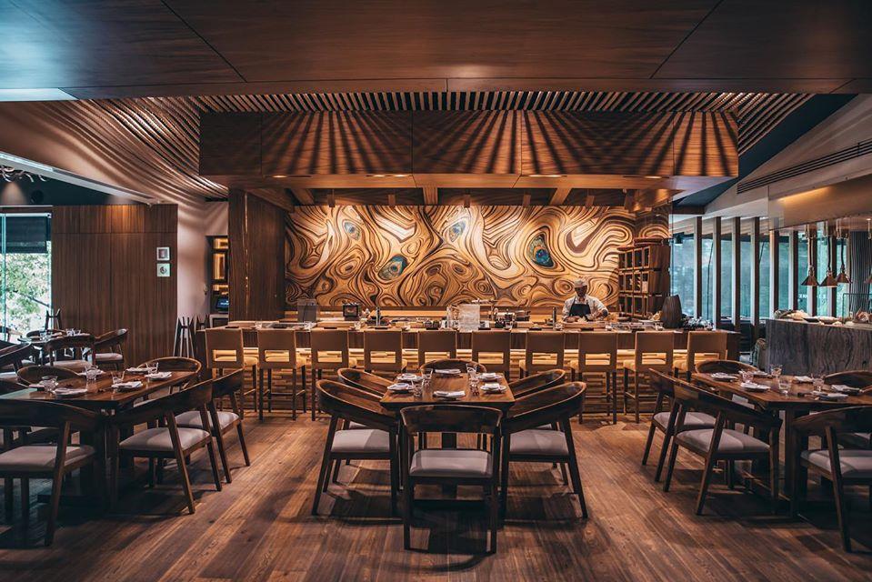 Los 10 restaurantes japoneses más bonitos de la CDMX