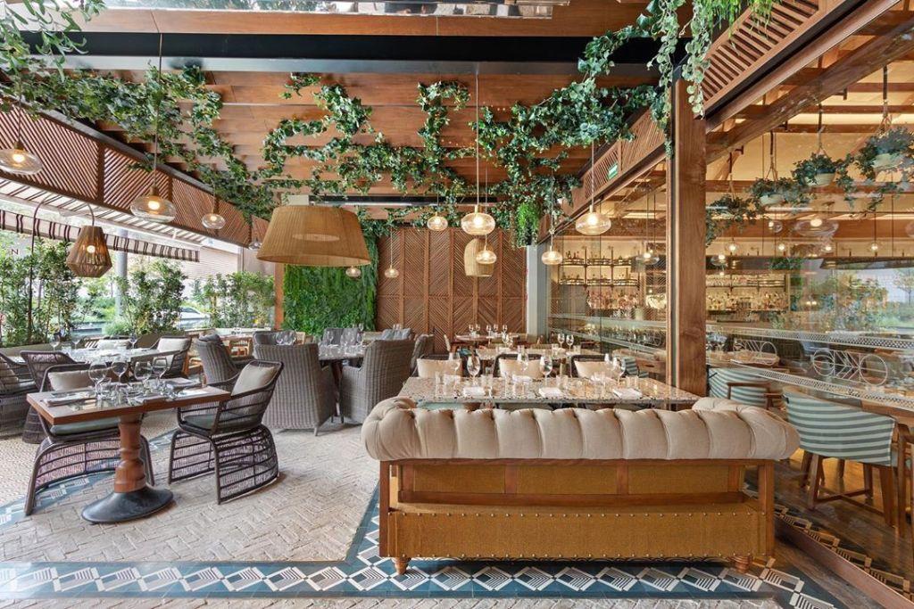 17 restaurantes en la CDMX en donde la arquitectura interior es tan importante como la comida