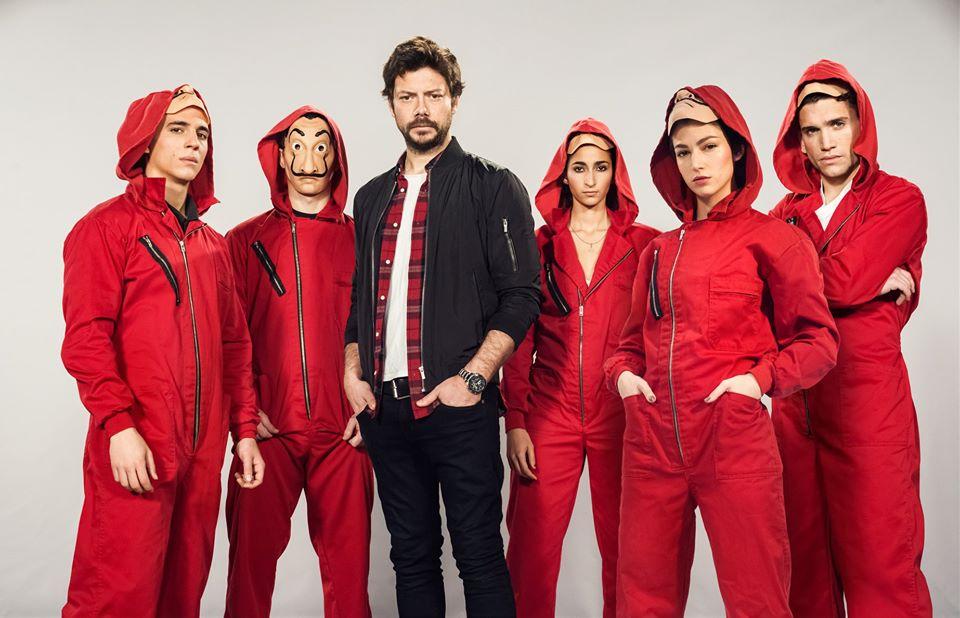 5 razones para ver la cuarta temporada de La Casa de Papel