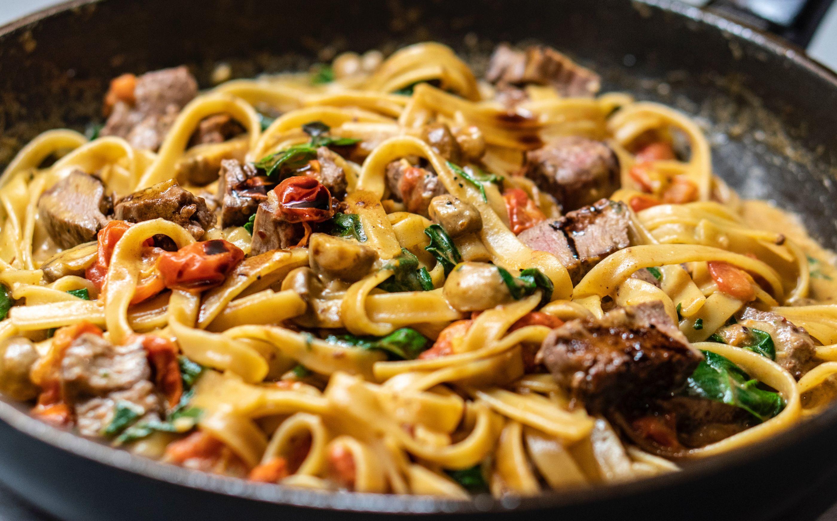 6 deliciosas recetas con pasta para comer delicioso y variado esta cuarentena