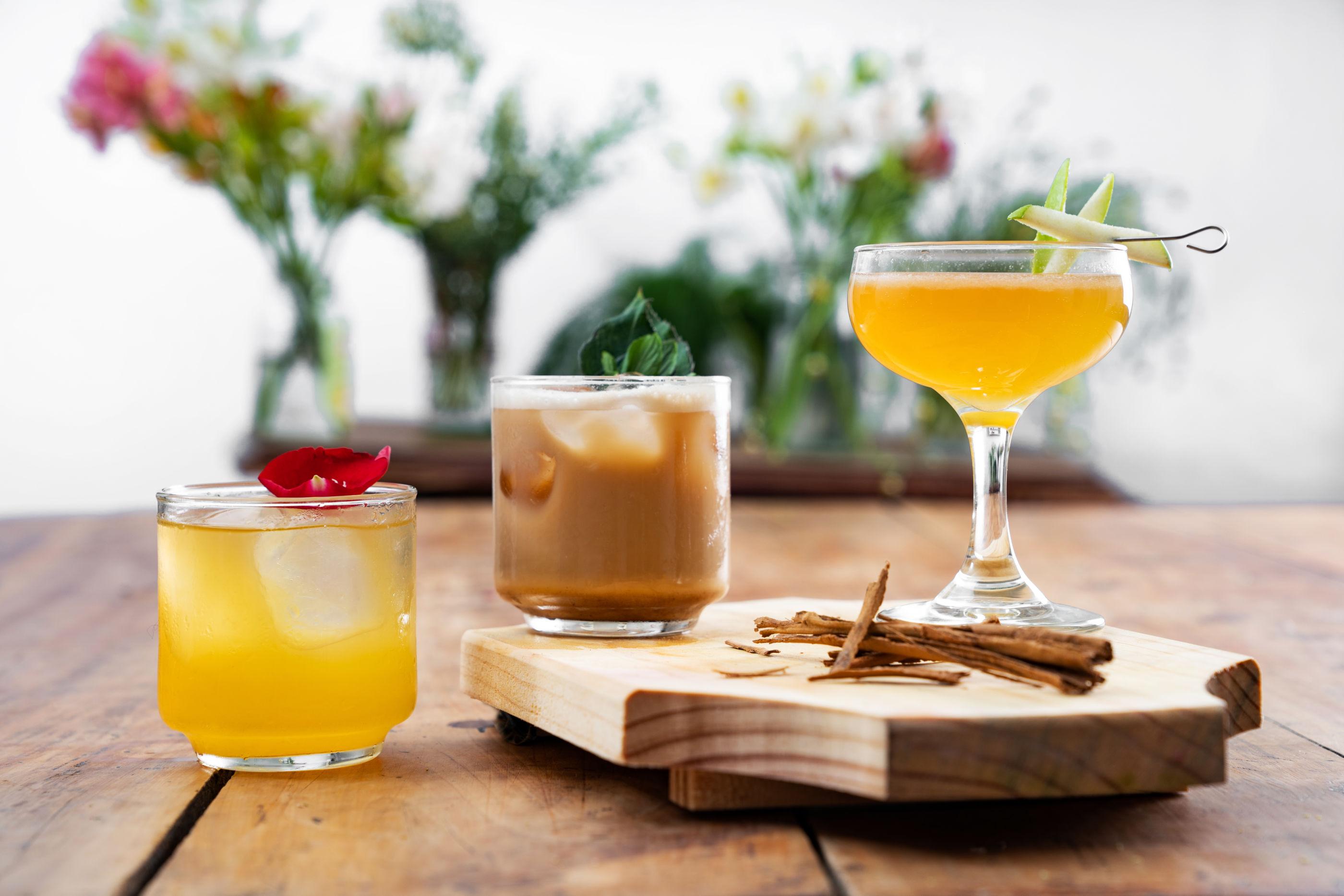 3 cócteles con whisky para consentir a mamá