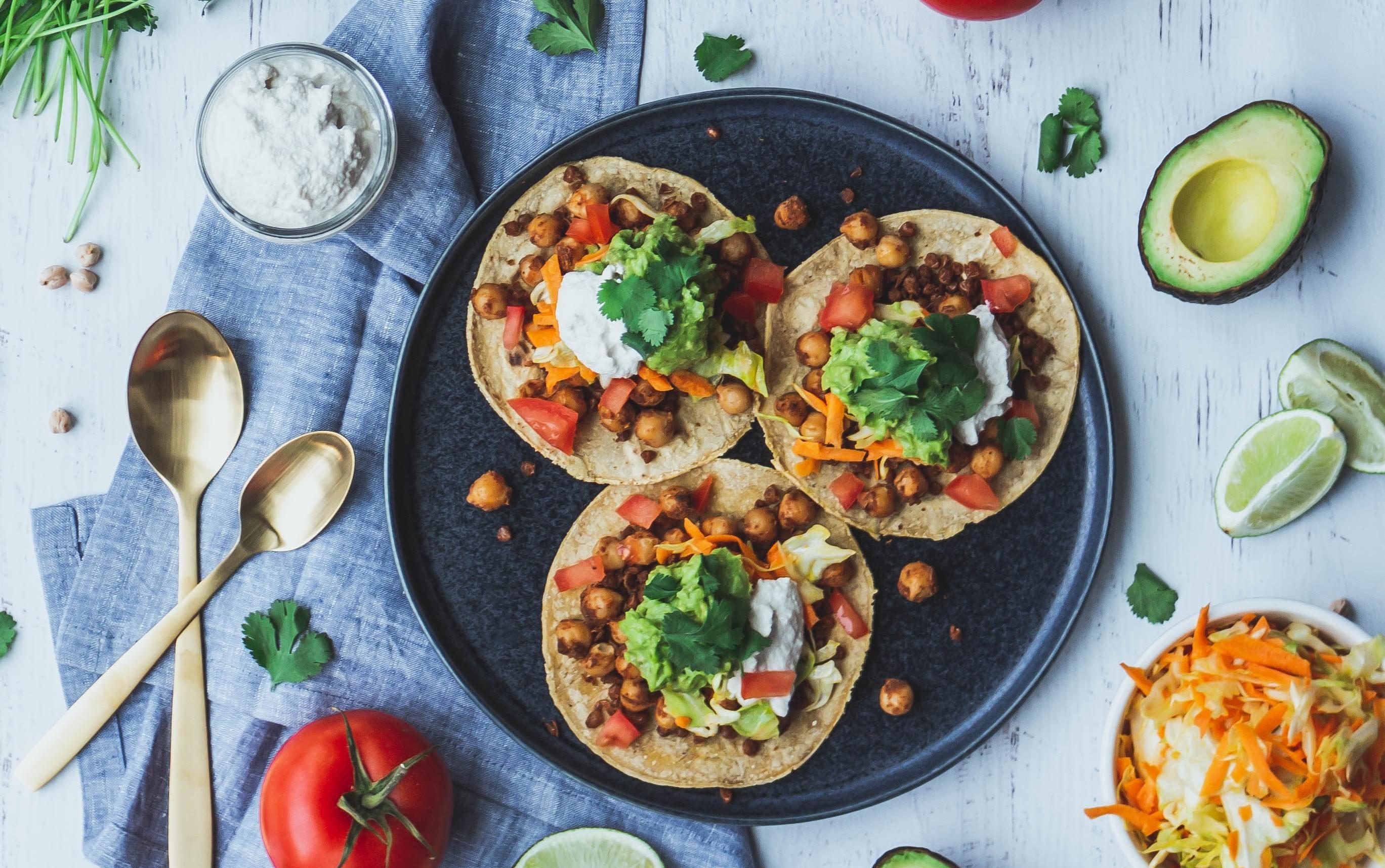 6 restaurantes veganos/vegetarianos que llevan sus deliciosas creaciones a domicilio