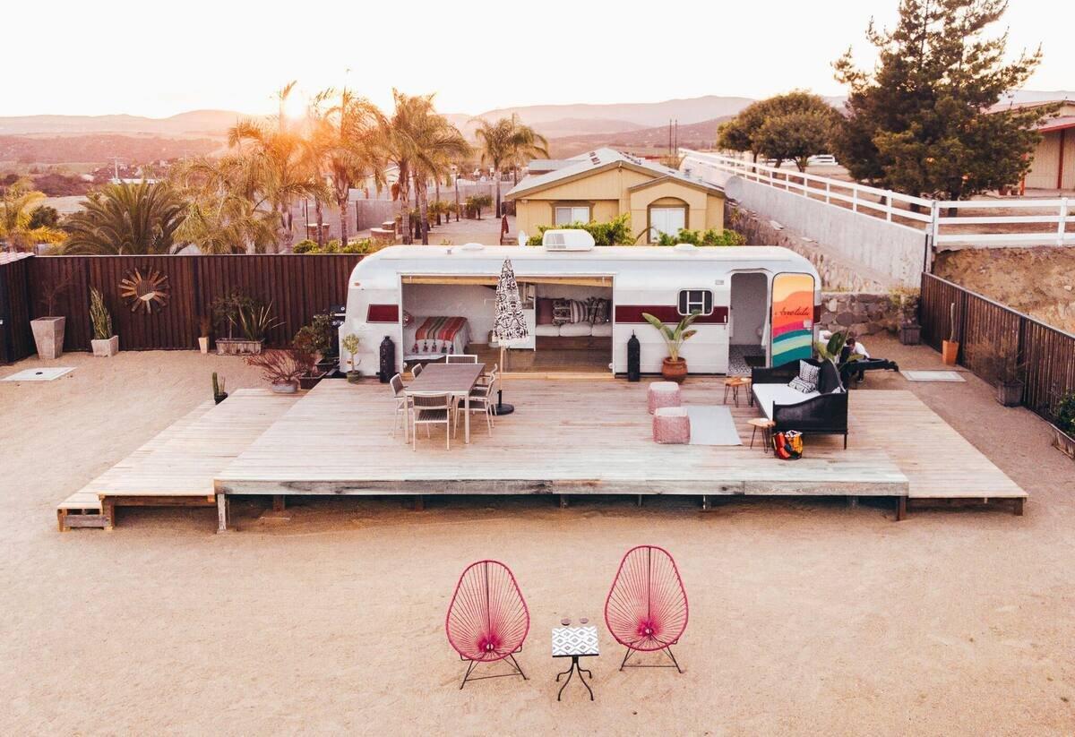 7 de los Airbnb's más espectaculares de México