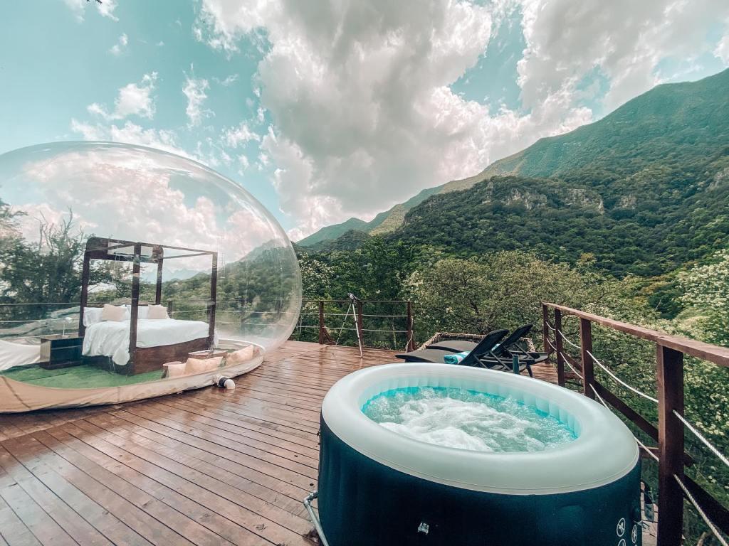 Hideout: El nuevo hotel en México que la está rompiendo en Instagram