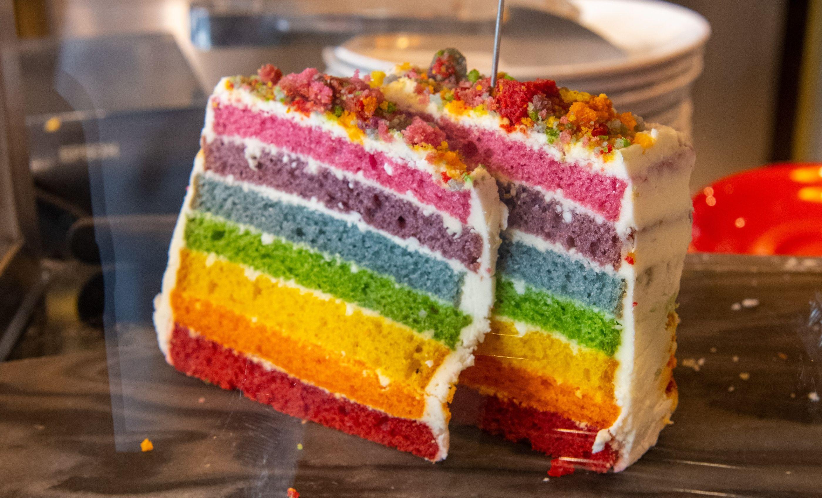 En estos 'spots' de la CDMX podrás celebrar tu cumple con un colorido birthday cake