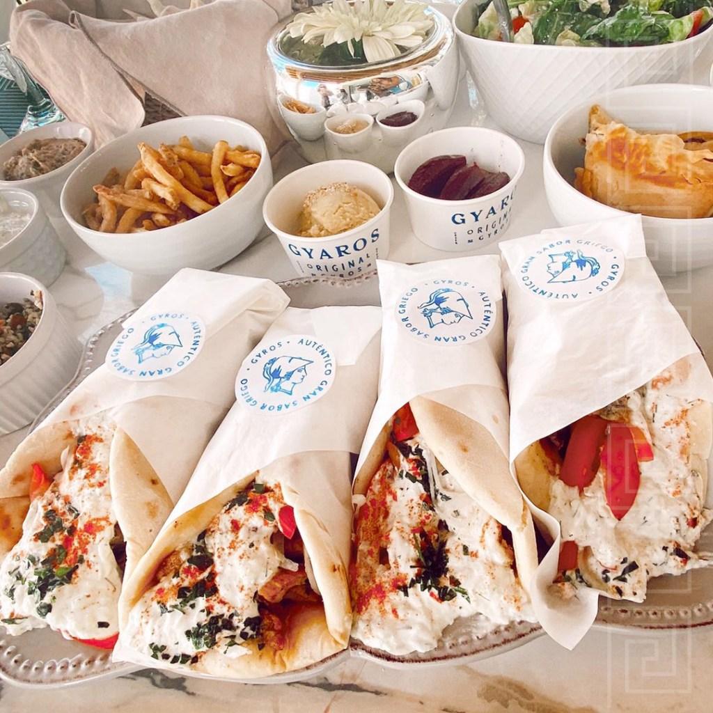 Gyaros-greek-food