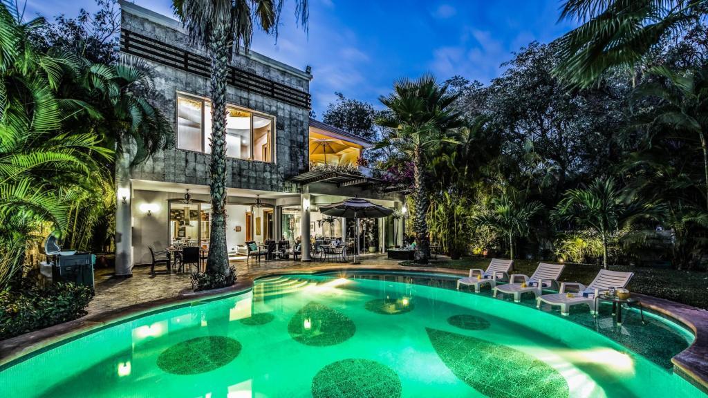 10 Airbnb's espectaculares para pasar Navidad con familia