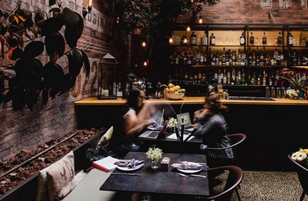 10 de los restaurantes al aire libre más bonitos de Polanco