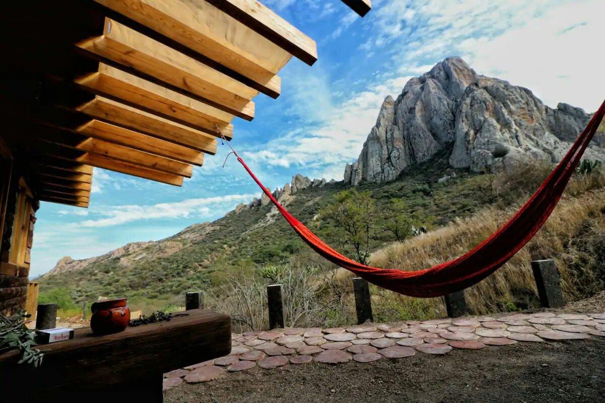 7 increíbles Airbnb's para hospedarte durante tu viaje a Peña de Bernal