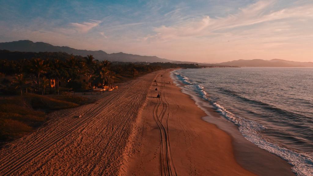 7 de las playas vírgenes más bonitas de Nayarit (son un paraíso natural)