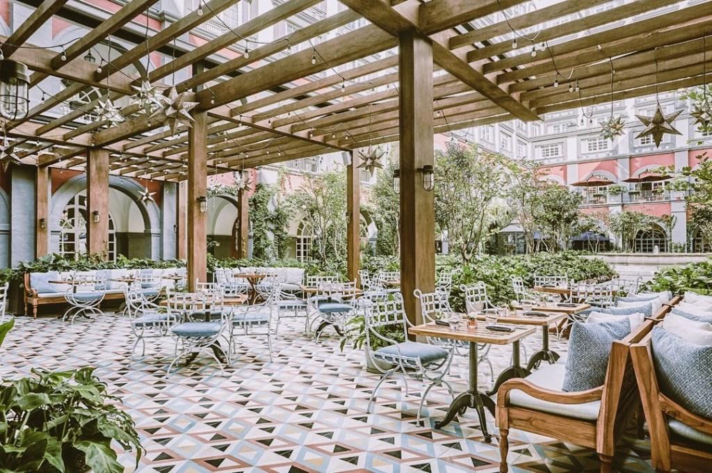 6 restaurantes al aire libre perfectos para comer un rico brunch en la CDMX