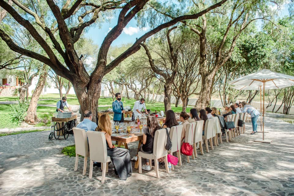 8 restaurantes en viñedos cerca de la CDMX