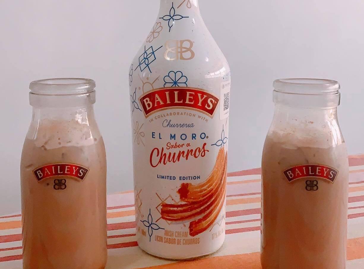 Existe una nueva edición de Baileys sabor churro y tienes que probarla