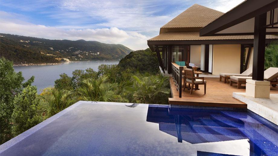 8 hoteles en México donde tendrás una infinity pool privada (y una espectacular vista al mar)
