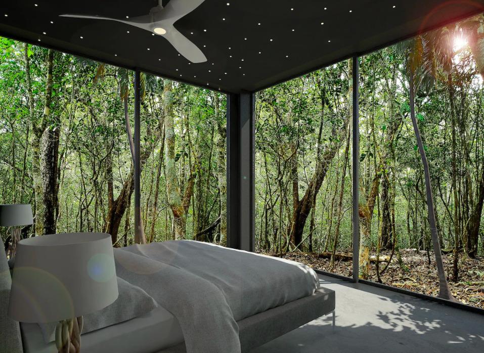 6 Airbnb's de cristal en México, para dormir con las mejores vistas de tu vida
