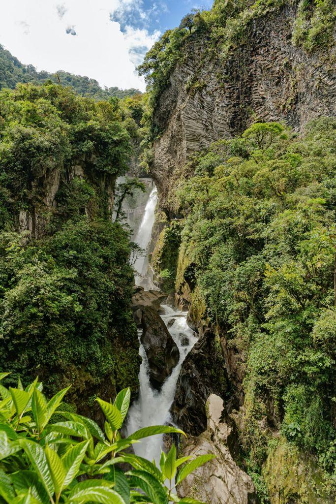 Cascada de Atlihuetzía