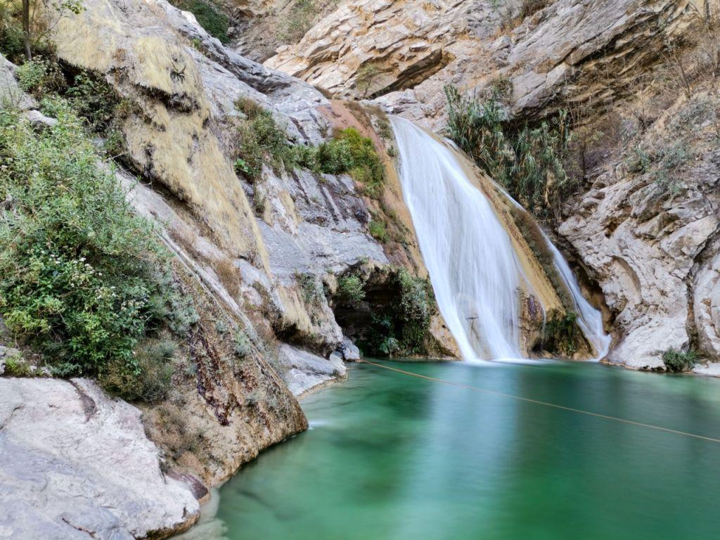 Estas cascadas de Puebla son un paraíso de aguas turquesa (nada tranquilamente y toma las mejores fotos)