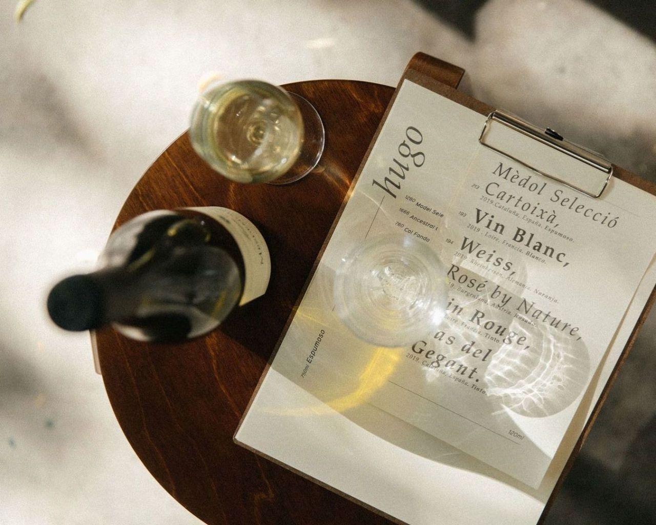Hugo: El nuevo Wine Bar de Café Milou para disfrutar de un menú francés al aire libre