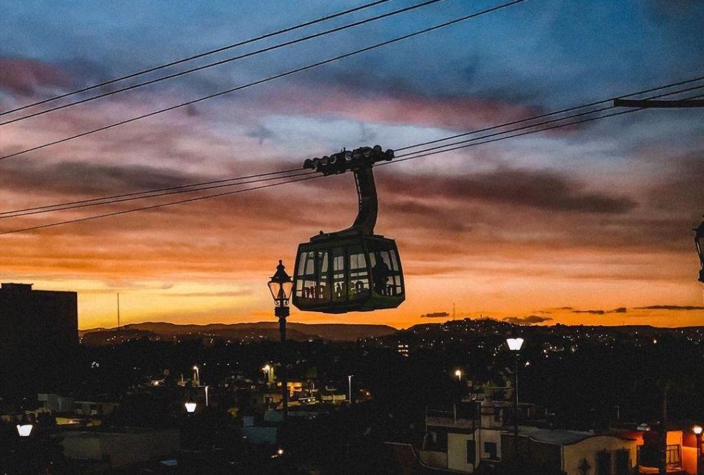 7 increíbles teleféricos turísticos con las mejores vistas de México