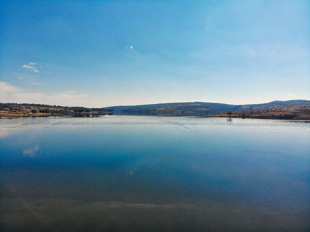 Descubre el espectacular acantilado con vista al Lago Valsequillo (a solo 3 horas de la CDMX)