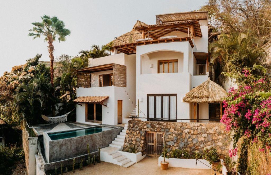 5 encantadores hotelitos en Zihuatanejo (con las mejores vistas)
