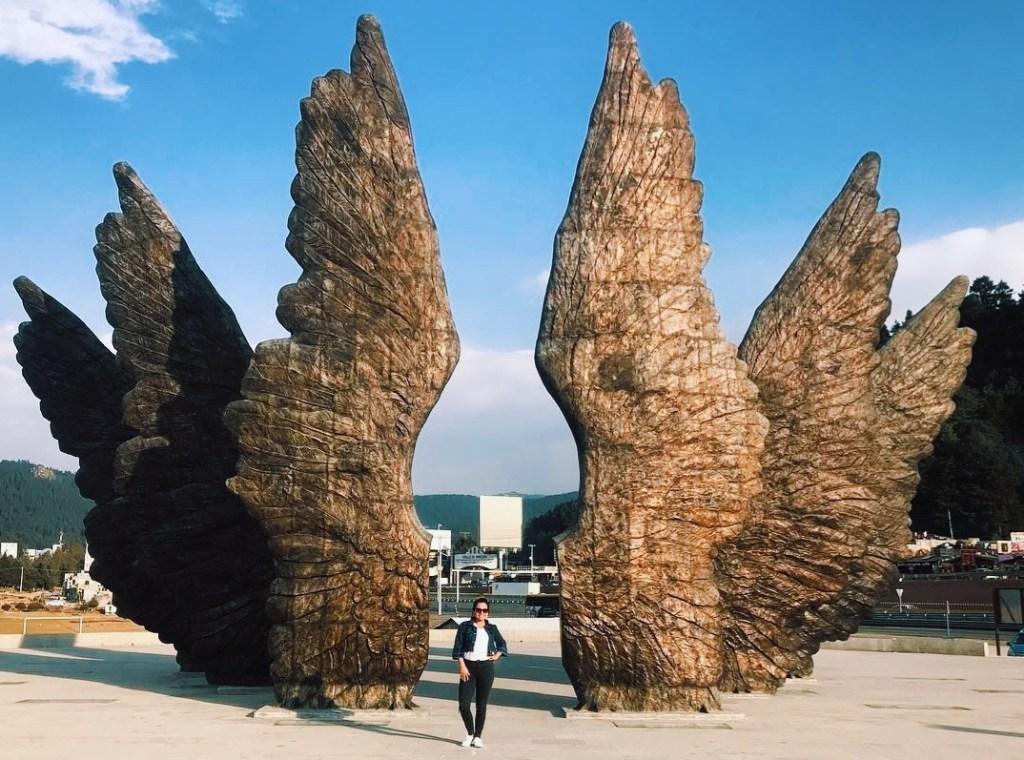 Plaza de las Alas: el paraíso escondido en la marquesa que la está rompiendo en Instagram