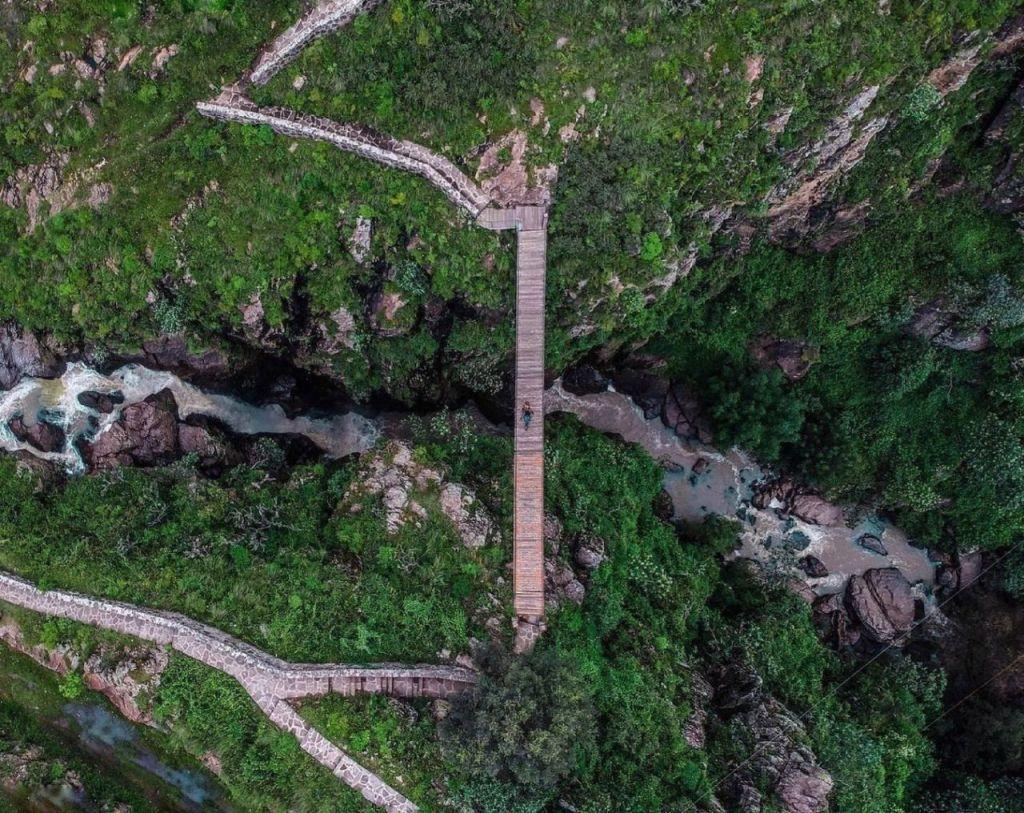 6 puentes colgantes que tienes que visitar cerca de la CDMX